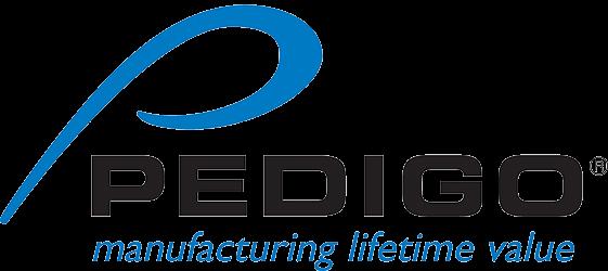 pedigo logo