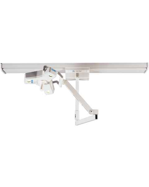 Outpatient II Single Head on Fastrac Ceiling Mount Procedure Light