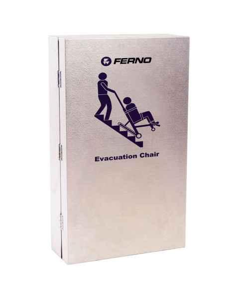 Ferno 0506534 590-1 Aluminum Storage Cabinet for 59-T EZ-Glide Chair