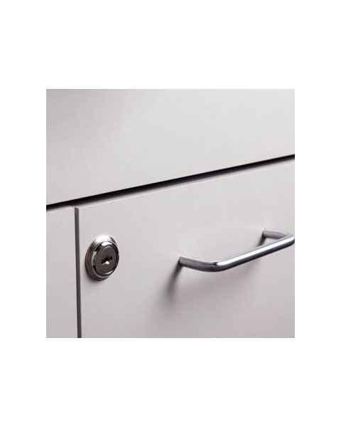 Clinton 055 Optional Individual Cam Lock for Cabinet Door