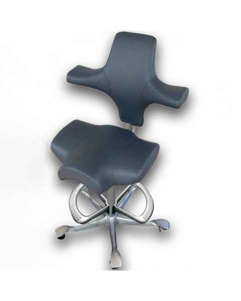 Biodex 058-704 Ergonomic Sonography Chair with Foot Ring