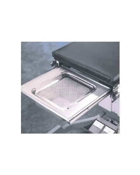 Optional Drain Pan - Stainless Steel