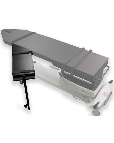 Optional Carbon Fiber Surgical Arm Board - Completely Radiolucent
