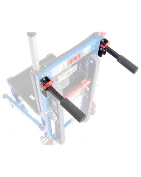 Ferno 0821975 Locking Rear Lift Handles for Model 59-T EZ-Glide