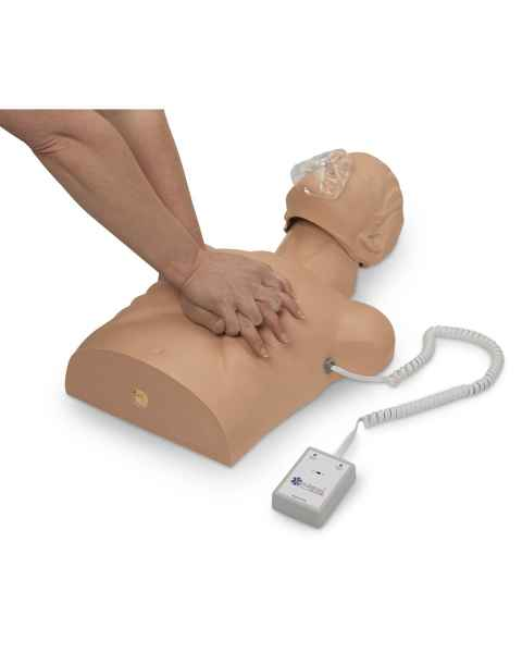 Simulaids Econo VTA (Visual Training Assistant) CPR Trainer - Pack of 4