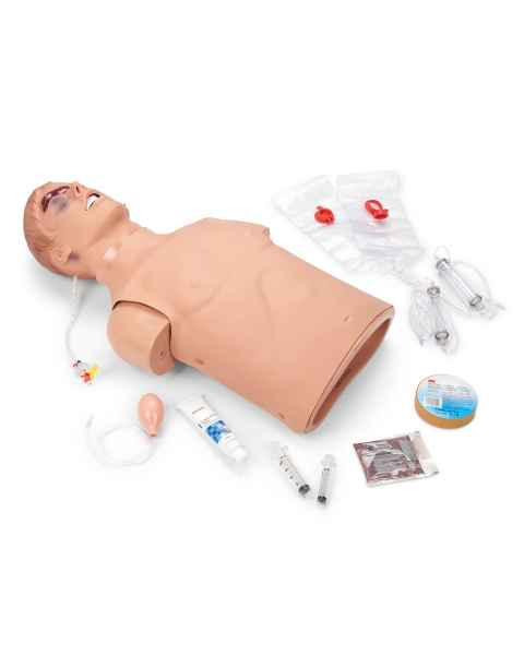 Simulaids Critical Airway Management Trainer