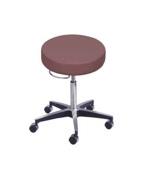 Century Pneumatic Stool with Seamless Seat