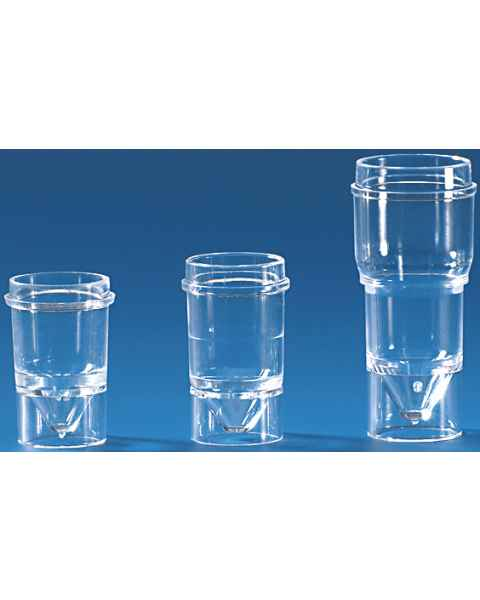 BrandTech Sample Cups for Clinical Analyzers