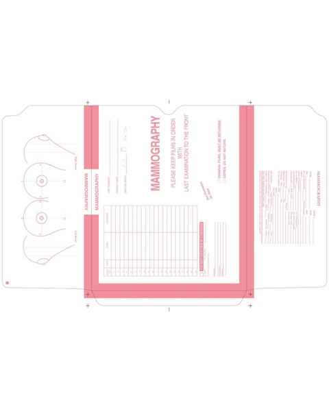 Mini Insert Envelope - Mammography