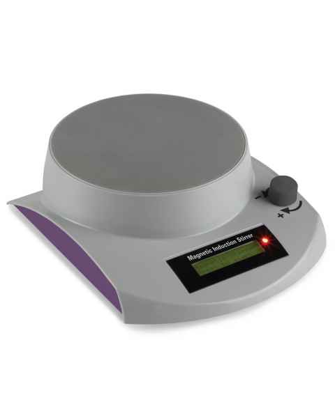 Heathrow Scientific 120584 Magnetic Induction Stirrer - Grey/Purple