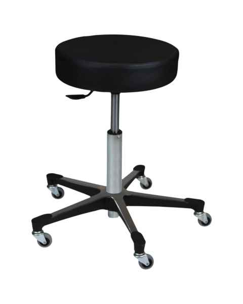 5-Leg Hand Operated Pneumatic Exam Stool