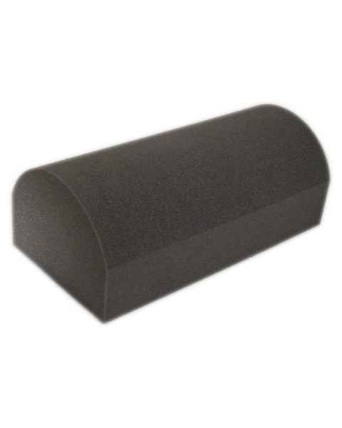 "Bolster Uncovered Foam Positioner -  6 5/8""H x 9""W x 18""L"