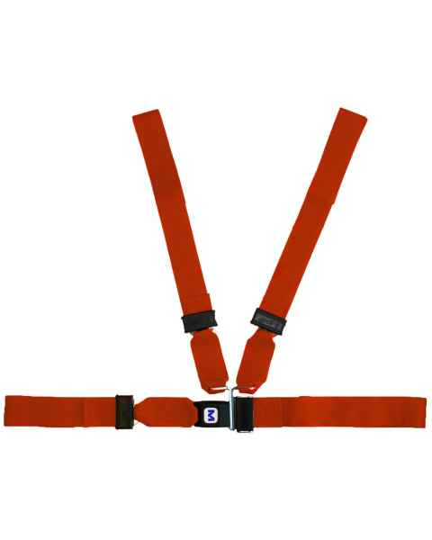 Shoulder Harness Strap System