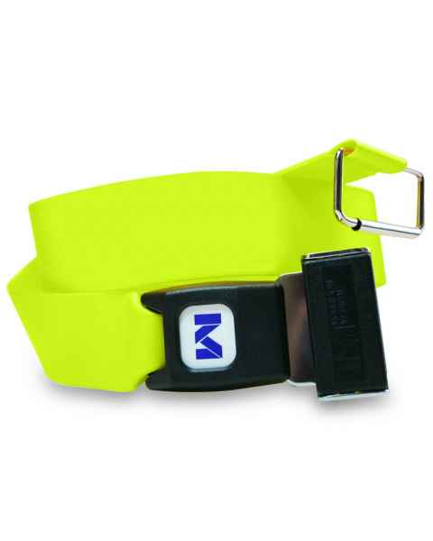 2-Piece Patho-Shield Strap with Metal Push Button Buckle & Metal Roller Loop End