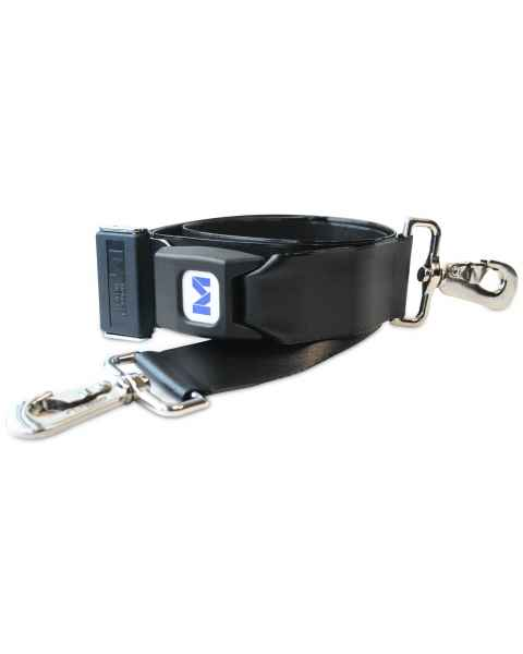 2-Piece Patho-Shield Strap with Metal Push Button Buckle & Metal Swivel Speed Clip Ends