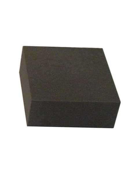 "Rectangle Foam Positioner - 4""H x 10""W x 10""L"