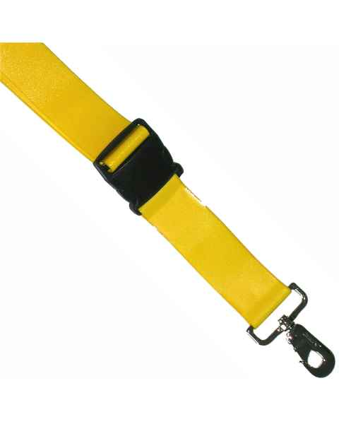 2-Piece Patho-Shield Strap with Plastic Side Release Buckle & Metal Swivel Speed Clip Ends