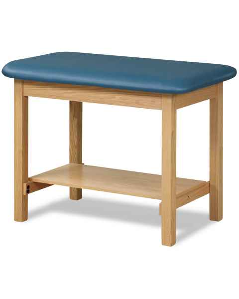 Clinton Model 1702 Taping Table with Full Shelf