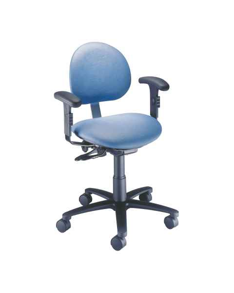 Millennium Backrest Task Chair With Arm Rests