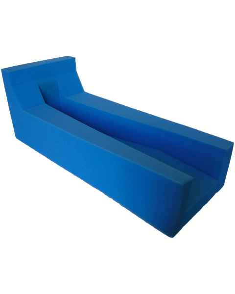 "Disposable Leg Cradle - 31"" x 11.75"" x 11.5"" Thick"