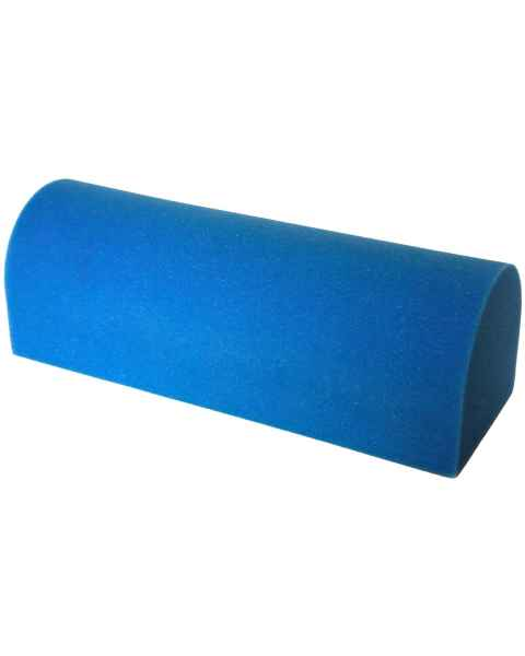 "Disposable Dome Shape Positioning Bolster - 19"" x 7"" x 6.5"" Thick"