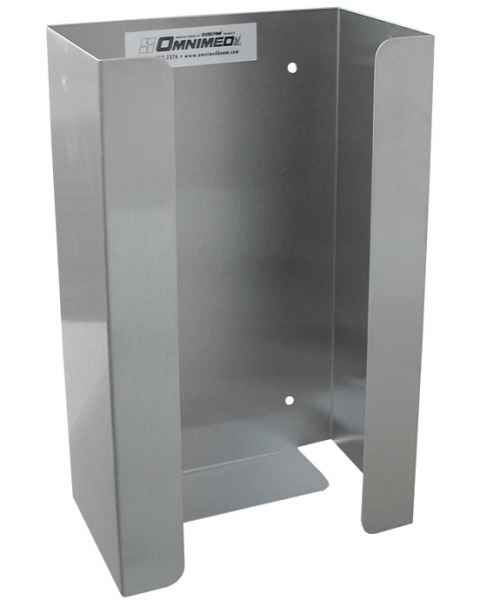 Stainless Steel Glove Box Holder - Single