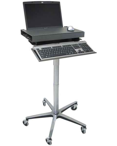 Security Laptop Transport Stand