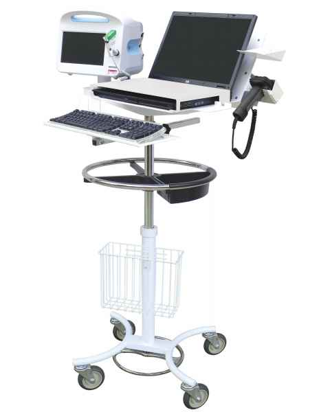 Laptop  Vital Signs Stand