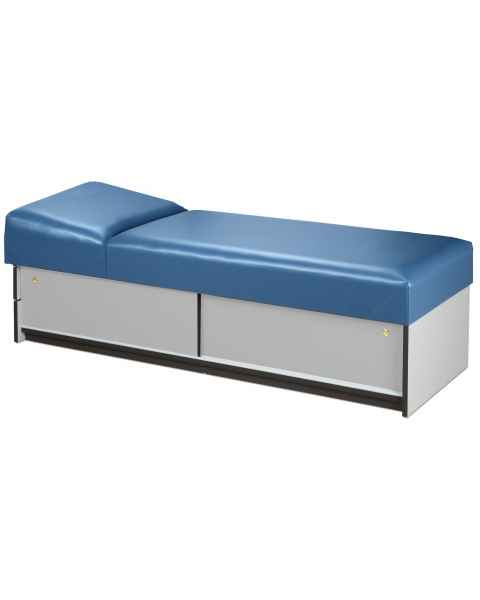 Clinton 3770-10 Recovery Couch with Sliding Doors & Non-Adjustable Pillow Wedge