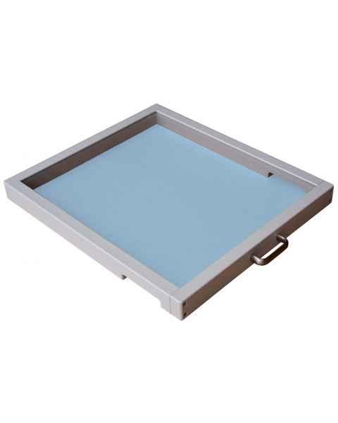 "CR Plate & DR Panel Protector - 14"" x 17"" - 750 lbs Capacity"