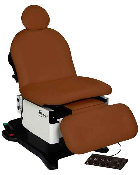 ProGlide4010 Head Centric Procedure Chair with Wheelbase, Programmable Hand and Foot Controls