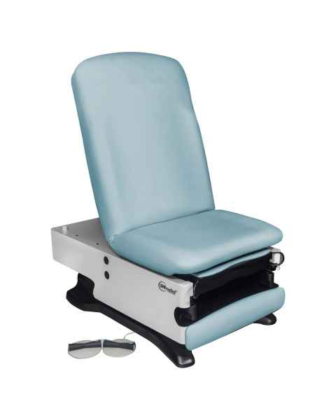 Model 4040-650-100 Power100+ Power Exam Table with Power Hi-Lo, Power Back, and Foot Control