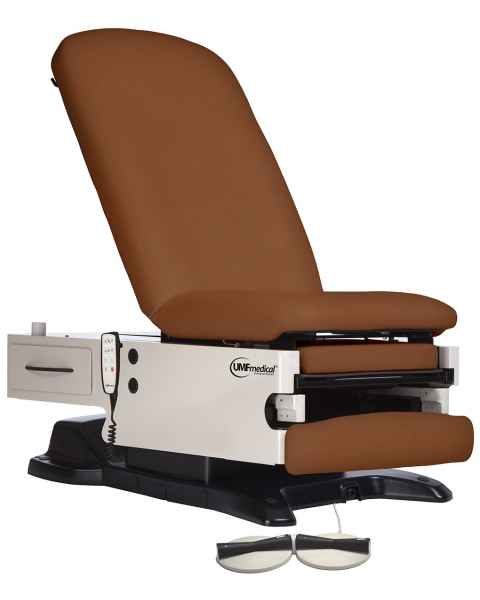 Power200+ Power Exam Table with Power Hi-Lo, Power Back, Foot Control, and Programmable Hand Control