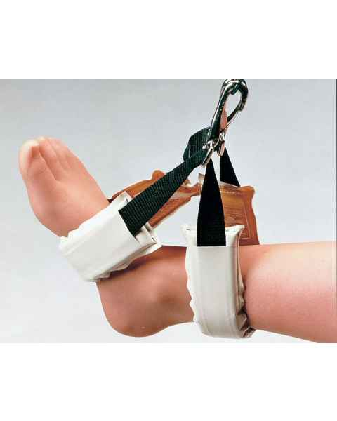 Ankle Strap Stirrup Pad - Large (2-Piece Set)