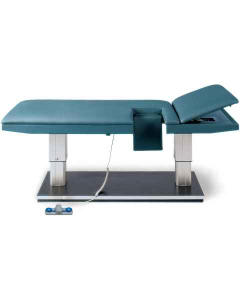 Motorized Adjustable Height Echo Scan Table