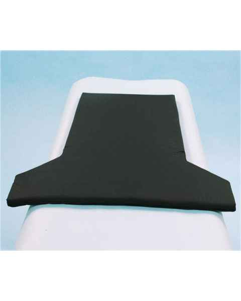 Deluxe Foam Replacement Pad with Velcro Kit for SchureMed End Rest Major Procedure Table 800-0035