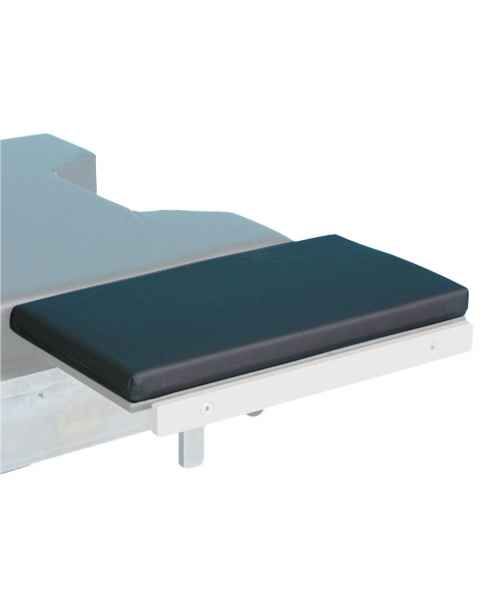 """15"""" L x 8"""" W x 1"""" Thick Deluxe Pad for SchureMed #800-0079 Table Width Extender"""
