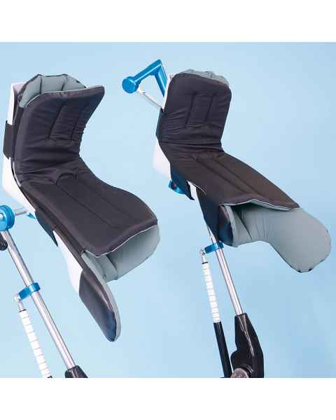 Replacement Boot Pads 508-0559 for SchureMed Great White Maxima Bariatric Stirrups 800-0342-M