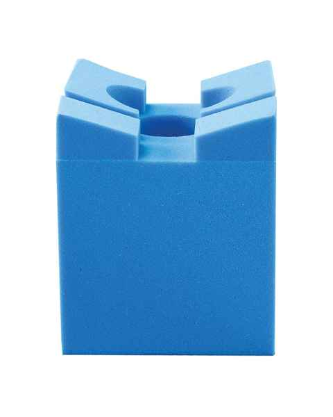 Disposable Extended Richard Slotted Head Rest Positioning Pad