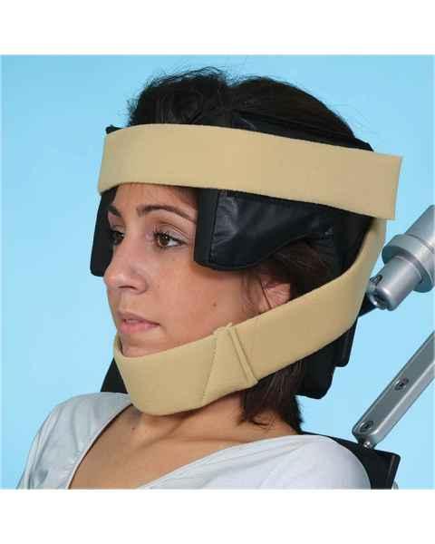 SchureMed 508-1345 Reusable Head & Chin Strap Positioner Set