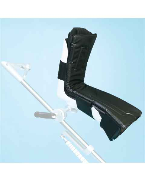 Replacement Boot Pads No Fins for SchureMed Great White Stirrups #800-0342-PR & #800-0342-R