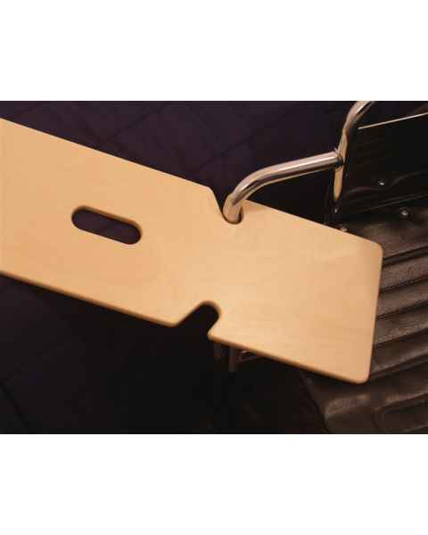 SafetySure Notched Wooden Transfer Board