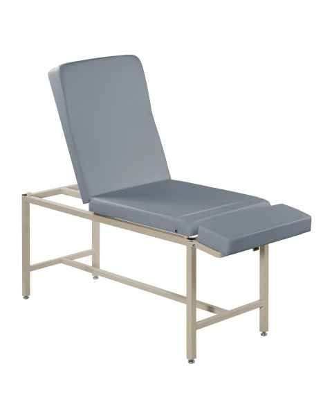 Treatment Table with Air-Spring Assist Back