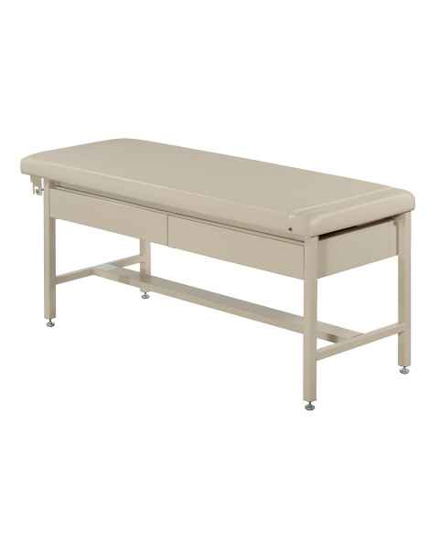 H Brace Treatment Table with Drawers