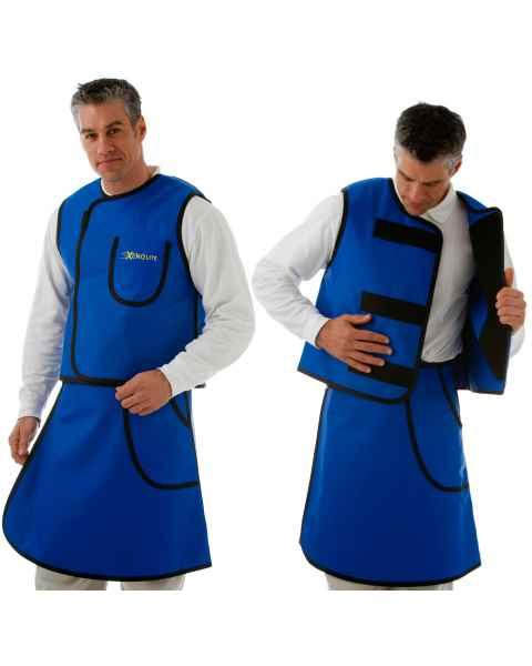Xenolite NonLead Standard Vest & Skirt Apron