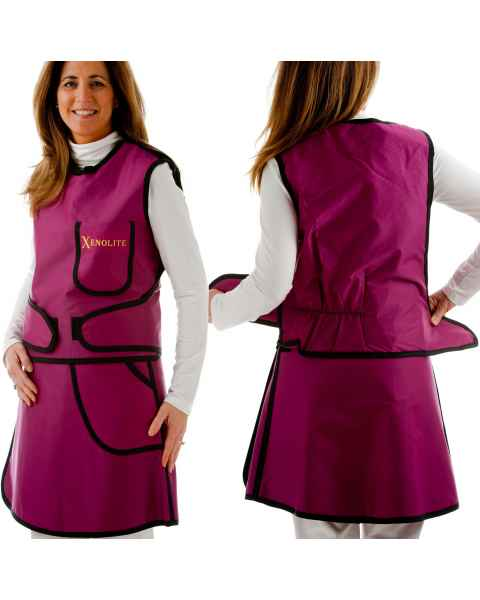 Xenolite NonLead Elastic Back Saver Vest & Skirt Apron
