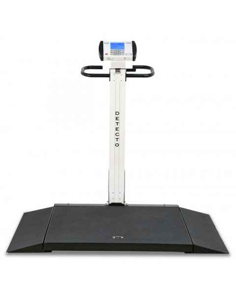 Folding Portable Wheelchair Scale