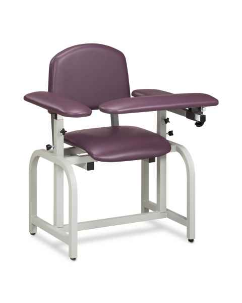 Clinton Lab X Series Blood Drawing Chair with Padded Arms Model 66010