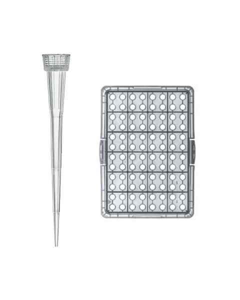 BRAND Bio-Cert Sterile Ultra-Micro Pipette Tip 0.5-20uL
