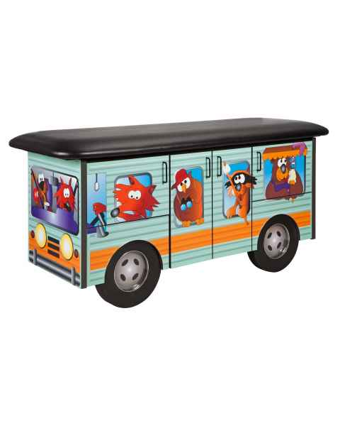 Clinton Model 7050 Fun Series Pediatric Treatment Table - Cool Camper